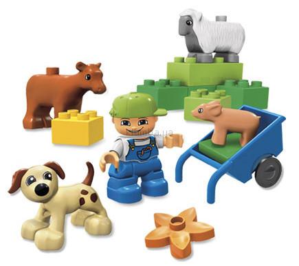 Детская игрушка Lego Duplo Животные (4972)