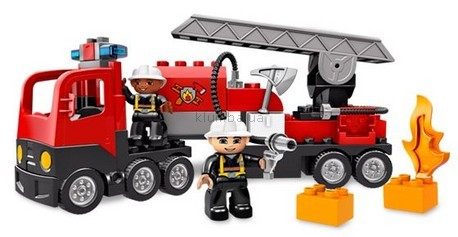 Детская игрушка Lego Duplo Пожарная машина (4977)