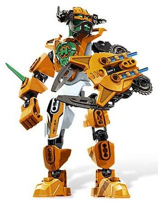 Детская игрушка Lego Hero Factory Некс (2068)