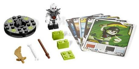 Детская игрушка Lego Ninjago Чопов (2114)