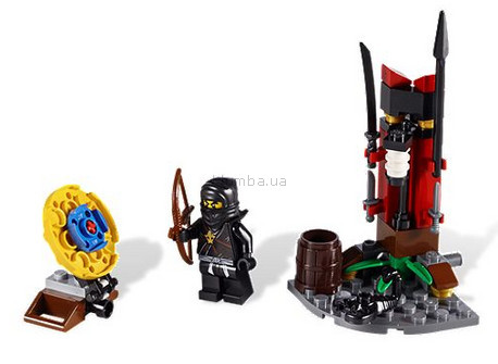 Детская игрушка Lego Ninjago Тренировочная застава ниндзя (2516)