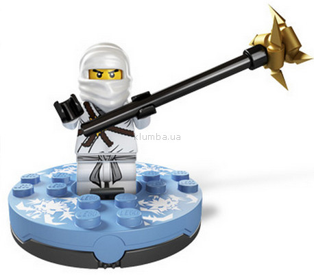 Детская игрушка Lego Ninjago Ниндзя Зейн (2113)