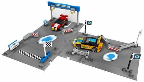Детская игрушка Lego Racers Зимние гонки (8124)