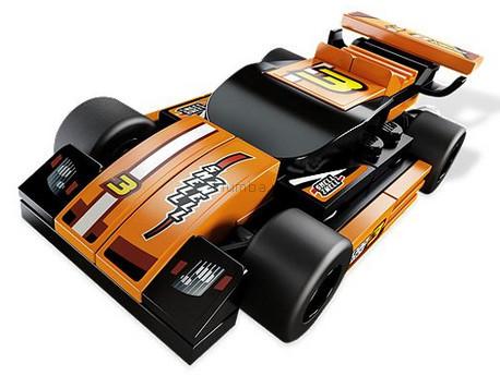 Детская игрушка Lego Racers Клевый сликсер (8304)