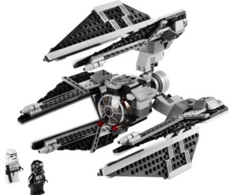 Детская игрушка Lego Star Wars Защитник Tie (8087)