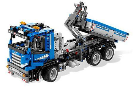 Детская игрушка Lego Technic Контейнеровоз (8052)