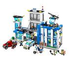 Детская игрушка Lego City Полицейский участок (60047)