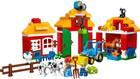 Детская игрушка Lego Duplo Большая ферма (10525)