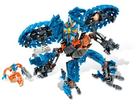 Детская игрушка MEGA Bloks Неошифтерс робот-трансформер  Ер