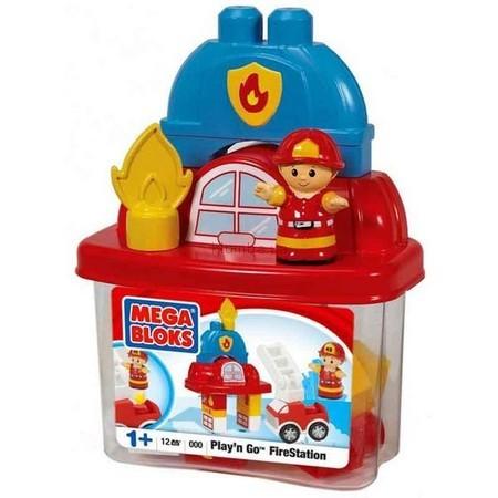 Детская игрушка MEGA Bloks Пожарная станция