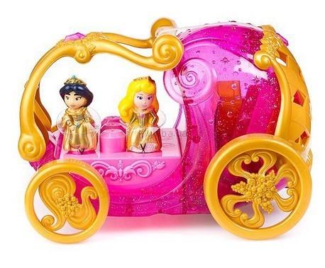 Детская игрушка MEGA Bloks Принцессы в Золотой карете