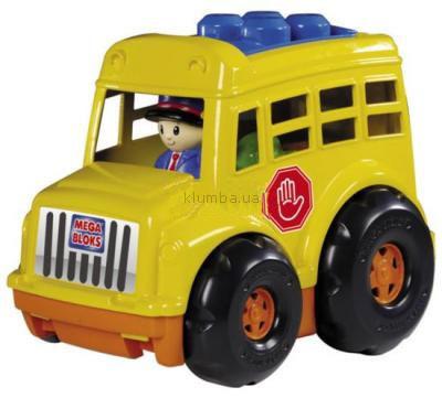 Детская игрушка MEGA Bloks Транспорт, Автобус