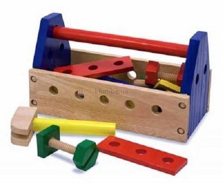 Детская игрушка Melissa&Doug Набор инструментов