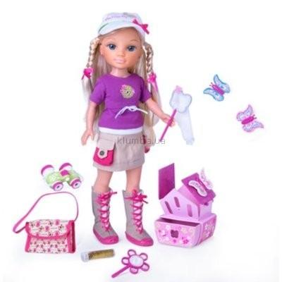 Детская игрушка Nancy Кукла  Nancy Ловит бабочек