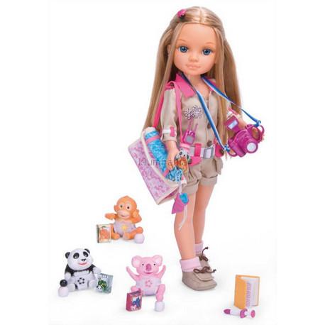 Детская игрушка Nancy Защитница животных  (Nancy)