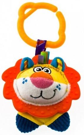 Детская игрушка Nuby Подвеска-грызунчик