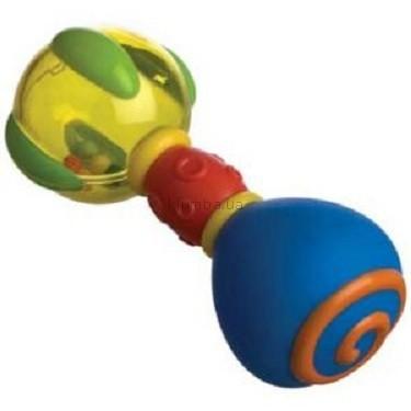 Детская игрушка Nuby Прорезыватель Fun Rattle