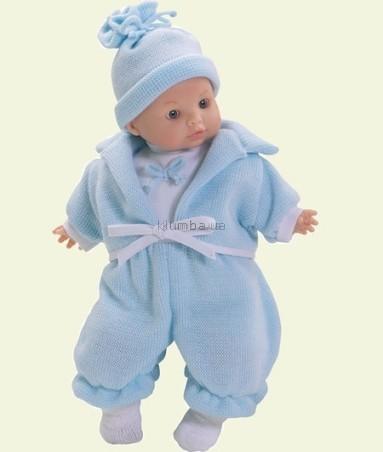 Детская игрушка Paola Reina Мальчик в голубом с мягким телом