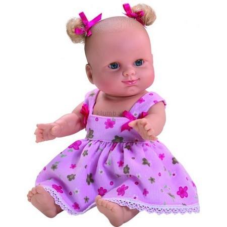 Детская игрушка Paola Reina Малышка европейка в розовом