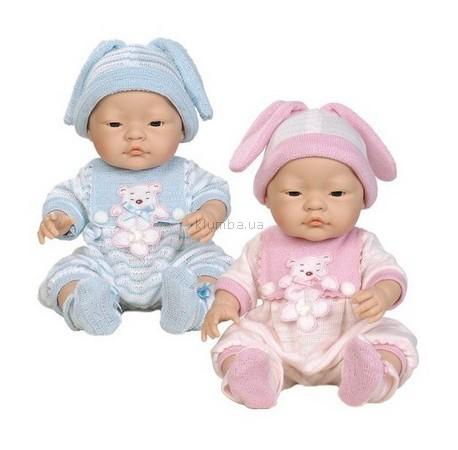 Детская игрушка Paola Reina Младенец новорожденная азиатка