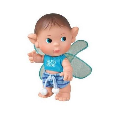 Детская игрушка Paola Reina Пупс  Эльф голубой