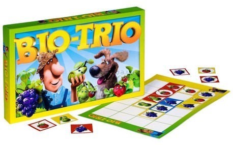 Детская игрушка Piatnik Bio Trio