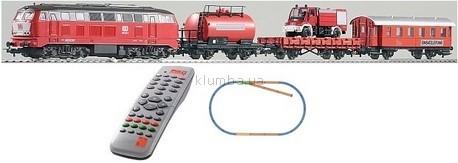 Детская игрушка Piko Цифровой стартовый набор Пожарный поезд (57156)