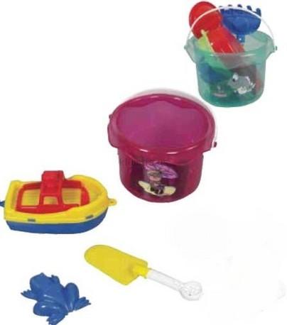 Детская игрушка Pilsan Песочный набор (4 предмета)