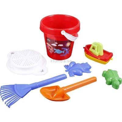Детская игрушка Pilsan Песочный набор (6 предметов)