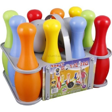 Детская игрушка Pilsan Супер Боулинг