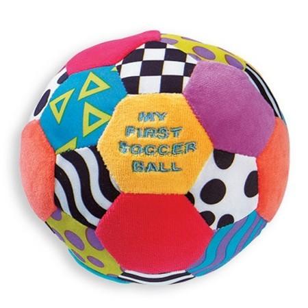 Детская игрушка Playgro Футбольный мячик