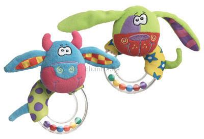 Детская игрушка Playgro Собачка или Коровка