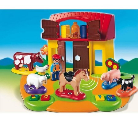 Детская игрушка Playmobil Ферма