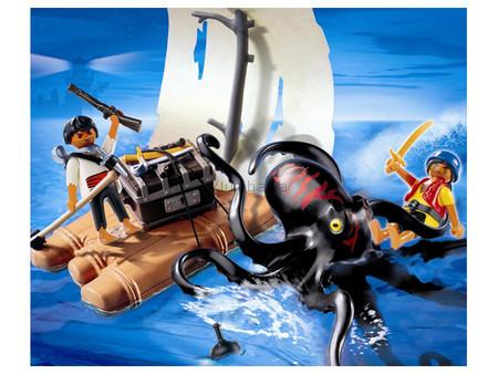 Детская игрушка Playmobil Гигантский спрут