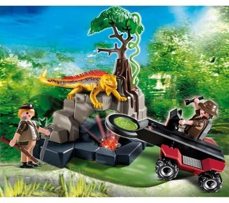 Детская игрушка Playmobil Искатели сокровищ