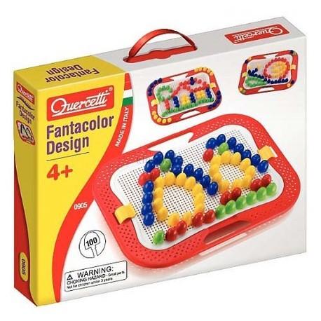 Детская игрушка Quercetti Набор для занятий мозаикой (0905)