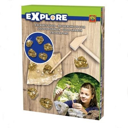Детская игрушка Ses В поисках сокровищ  Золотой орды Исследователь