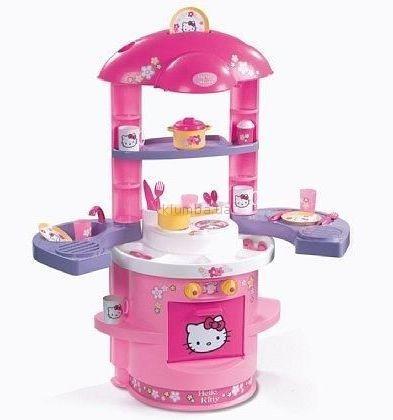 Детская игрушка Smoby Кухня Hello Kitty