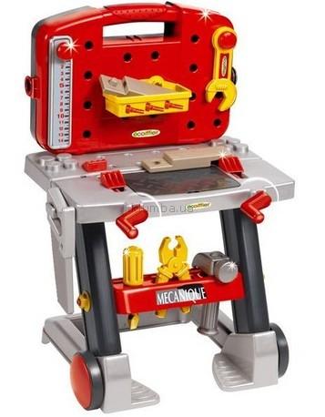 Детская игрушка Smoby Мастерская с набором инструментов (Ecoiffier)