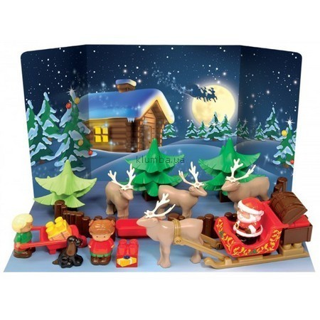 Детская игрушка Smoby Merry Christmas (Ecoiffier)