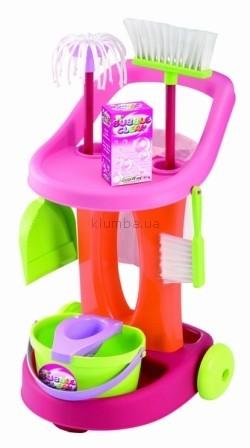 Детская игрушка Smoby Тележка для уборки (Ecoiffier)