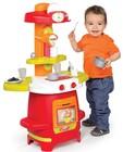 Детская игрушка Smoby Моя первая кухня Cooky с раскладной столешницей (24238)