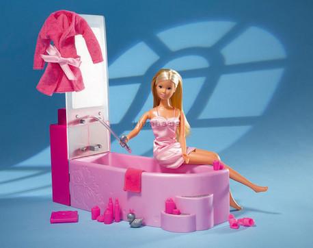Детская игрушка Steffi Love Штеффи В ванной комнате