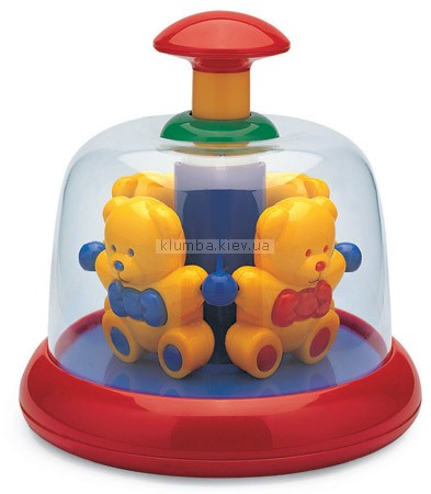 Детская игрушка Tolo Карусель Медвежата