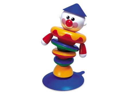 Детская игрушка Tolo Клоун качающийся