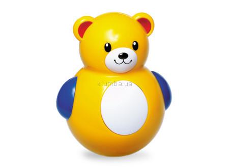 Детская игрушка Tolo Неваляшка  Медвежонок