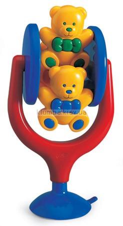 Детская игрушка Tolo Вращающиеся медвежата (на присоске)