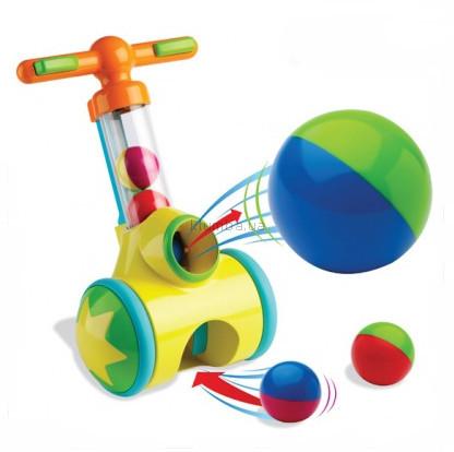 Детская игрушка Tomy Каталка с шариками