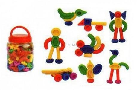 Детская игрушка Уника Безграничная фантазия в ведерке (U005)