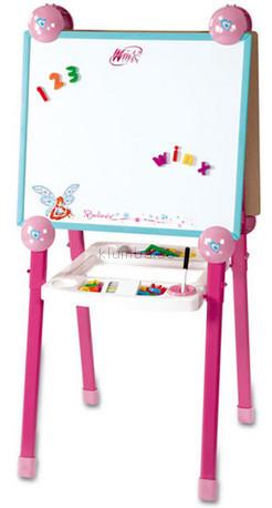 Детская игрушка WinX  Двухсторонний мольберт  (Smoby)